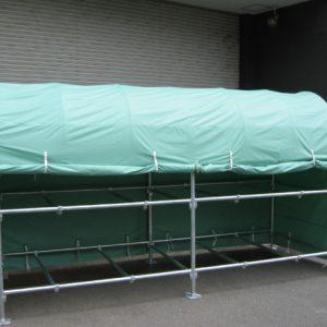 保管テント